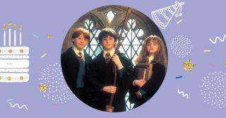 Happy Birthday, Гаррі Поттер!