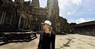 Кассандра Де Пекол: Первая женщина, которая посетила все страны мира