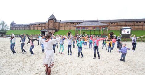 Дни здоровья и целительства в «Парке Киевская Русь»