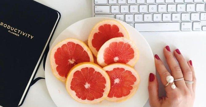 Too busy to eat: 4 ошибки + 4 правила здорового питания в офисе
