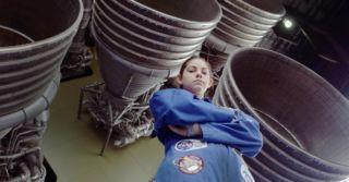 """Алисса Карсон: """"Я такая же, как и другие дети, кроме того, что готовлюсь к полету на Марс"""""""