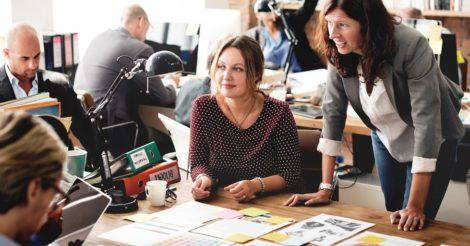 Женщины владеют только 3% крупных компаний в Украине: исследования