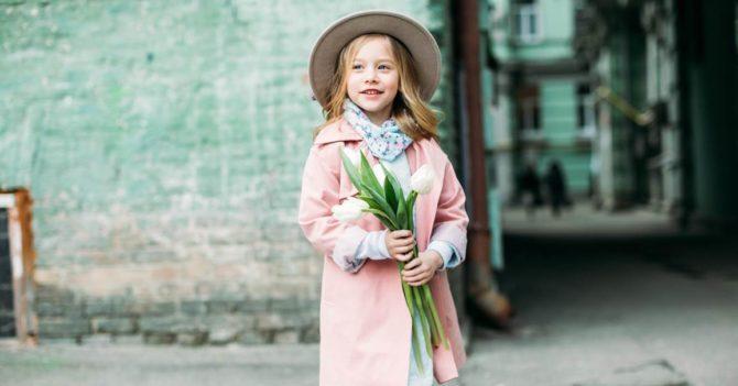 Mini-miss spring: 10 модных луков для девочек от украинских брендов