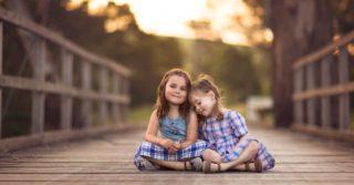 """Практика прощения: Как научить дочь дружить """"инклюзивно"""""""