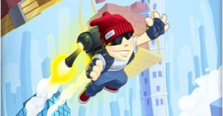 WoMo-находка: Благотворительная игра-раннер Mighty Alex
