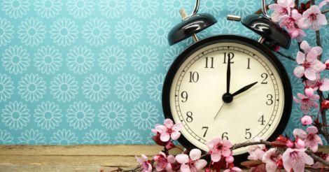 Summertime: Перевод часов на летнее время