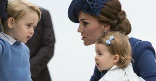 """Кейт Миддлтон: """"Ничто в действительности не сможет подготовить вас к тому, что значит быть матерью"""""""