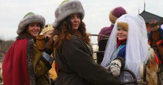 Весенние праздники в «Парке Киевская Русь»