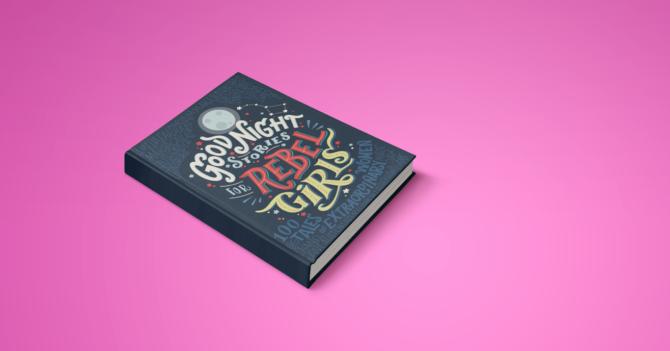 WoMo-книга: Good Night Stories For Rebel Girls