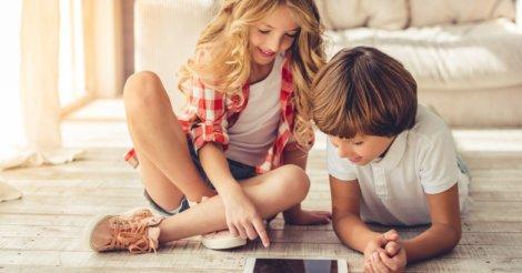 На планшете с пользой: 20 роликов TED для детей