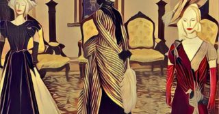 Выставка «Шедевры мирового наряда XVIII - XX веков. Семейные традиции»