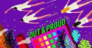 Кінофестиваль KISFF: Out & Proud