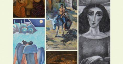 Виставка сучасного мистецтва Єгипту «Egyptian Vision»