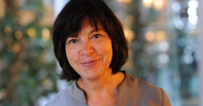 Ребекка Хармс: «Я очень хорошо знаю силу, одаренность и профессионализм украинских женщин»