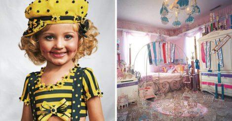 Фотопроект: Детские комнаты и их хозяева