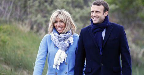 Жена кандидата: Почему все обсуждают супругу возможного президента Франции, а не его политическую программу