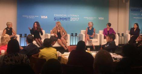 10 интересных мыслей с Financial Literacy Summit 2017