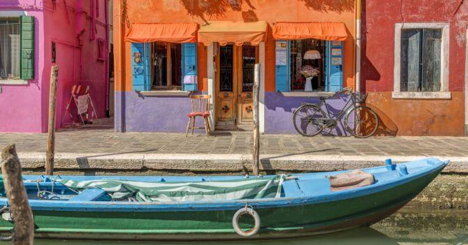 Проплывая на гондоле: 11 мест Венеции для путешествия с детьми