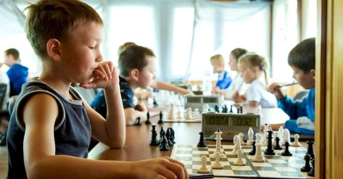 WoMo-находка: Шахматный лагерь в Карпатах