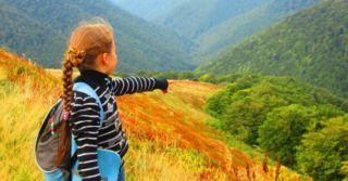 В Карпаты с детьми: Пешие маршруты от гида Фридриха Ефимовского
