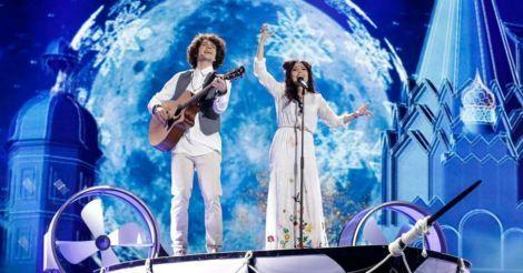 Евровидение-2017: Вторая десятка финалистов, гопак и йодль