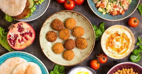 WoMo CookAround: Три рецепта из Иордании