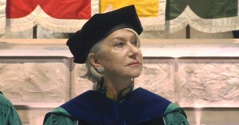 """Леди Хелен Миррен: """"Не ставьте горячие чашки на деревянную поверхность, не путайте секс и любовь и не ныряйте в воду, не зная глубины"""""""