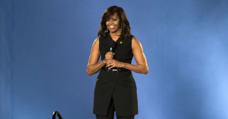 """Мишель Обама: """"Мы живем во время, когда наши дети будут жить меньше нас"""""""