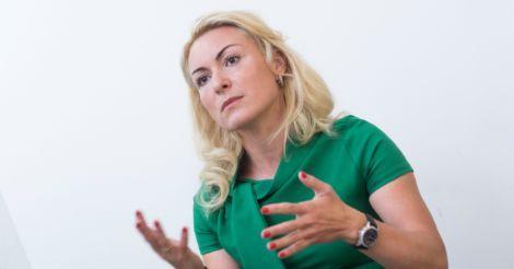 Катерина Засуха: «Там, где есть дети, должны быть теплота и помощь»