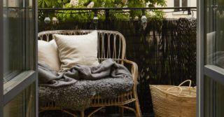 На балконе: 6 способов обустроить пространство летней сиесты