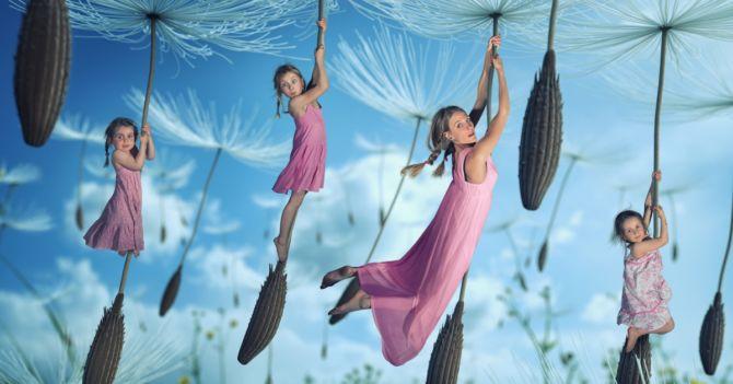 Мечты сбываются: Когда хочется так, будто вся жизнь остановится