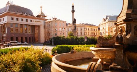 CityGuide: 10 + 10 child-friendly мест Одессы и Львова