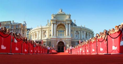 12-й Одеський міжнародний кінофестиваль оголосив дати і представив нову команду