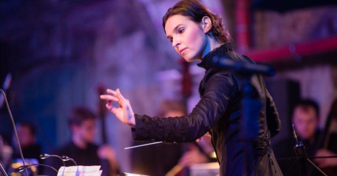 Оксана Лынив - первая дирижёрка музыкального фестиваля Вагнера в Германии