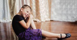 Я мальчик! И я хочу платье: История Кристалл Келлс и ее пятилетнего сына Сиана