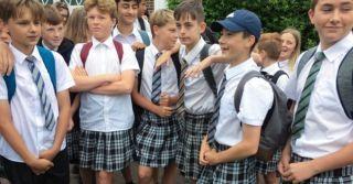 Вернулся в юбке: Спасение от жары важнее стереотипов