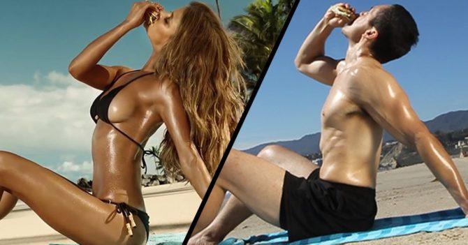 Между образом и предметом: Как изображают женщин и мужчин в рекламных видеороликах