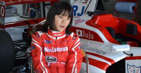 Girl Power: Девочка, которая знает, что такое скорость