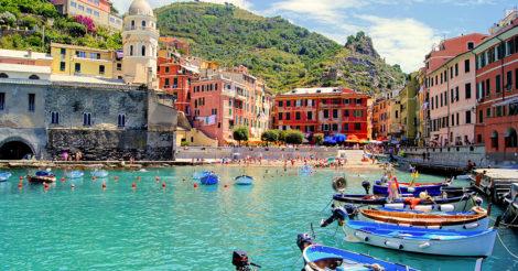 Маршрут № 2 по Италии: Кино, вино и казино