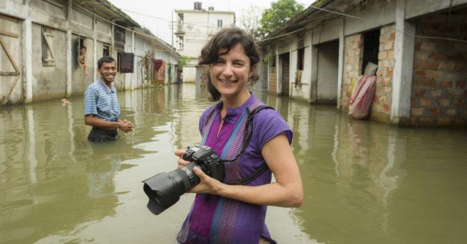 Женщины на земле и под водой: 3 героини National Geographic о своих удивительных карьерах