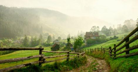 Исследуя Карпаты: 7 мест для разного отдыха
