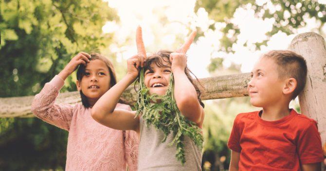 Есть по правилам: Чтобы мозг ребенка работал здорово