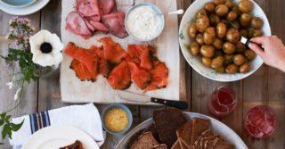 WoMo CookAround: Три летних рецепта из Норвегии