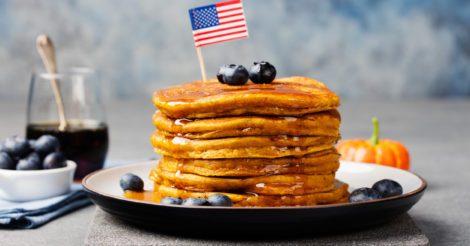 WoMo Cookaround: Три рецепта из США
