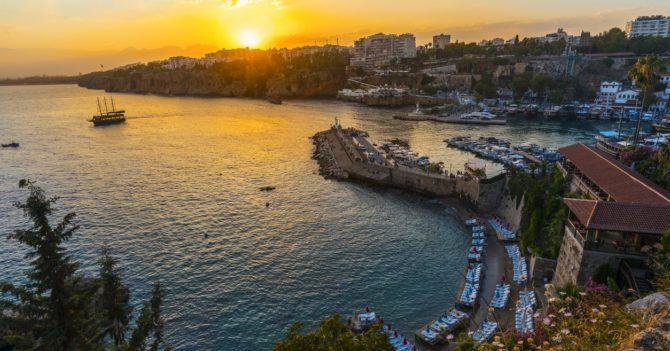 На природе: Три места для качественного релакса в Турции