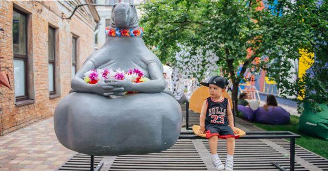 Куда пойти на выходных с детьми в Киеве 22 и 23 июля