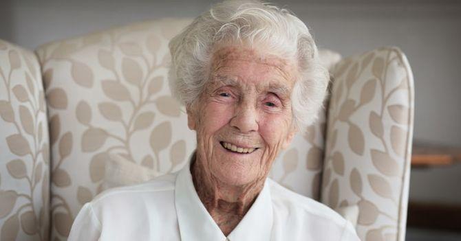Разогнать до сотни: Правила плодотворной жизни столетних женщин