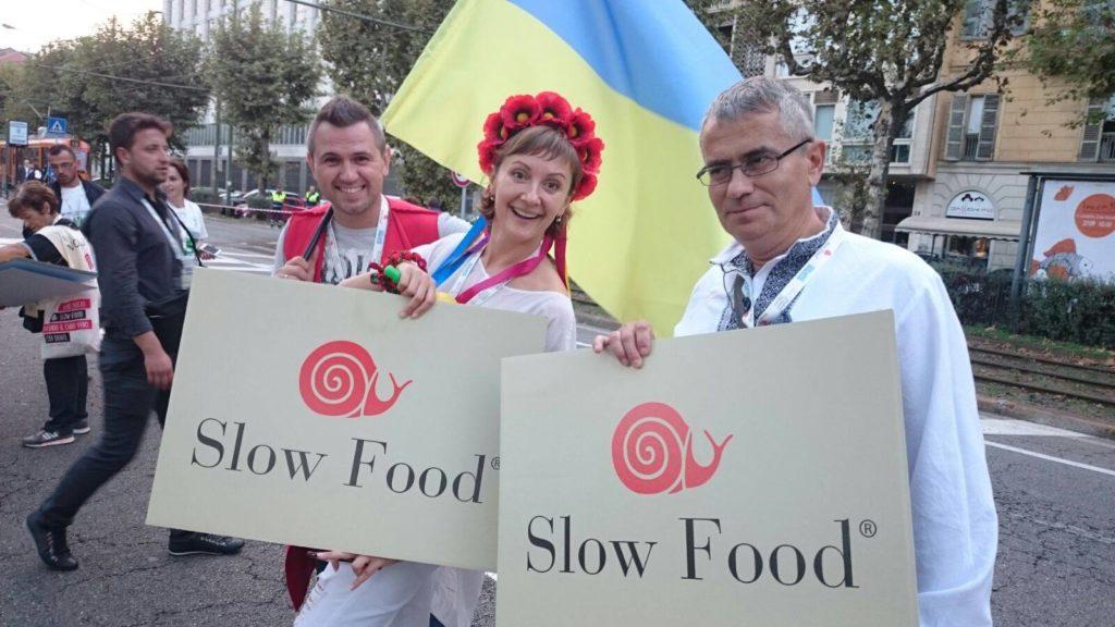 Последовательная сознательность: Этап Slow Food