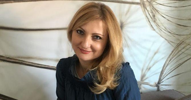 """Екатерина Романчук: """"Когда два человека в семье делают бизнес, тогда они оба растут"""""""