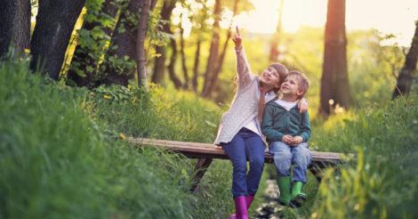 Хансель и Гретель: Почему хорошие родители отпускают детей в лес